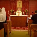 Final Convent Mass offered by Archbishop elect, Blase J. Cupich photo album