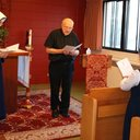 Welcoming a New Postulant - December 8, 2014 photo album thumbnail 2